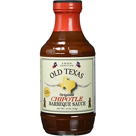 Old Texas Chipotle Barbeque Sauce 455ml